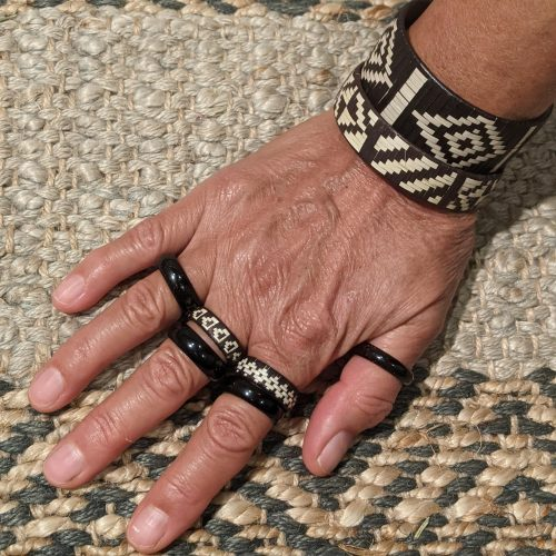 Rings and Bracelet